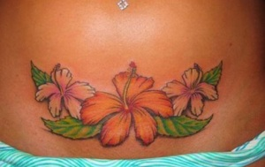 hibiscus-flower-real-tattoos