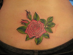 hip-flower-tattoos