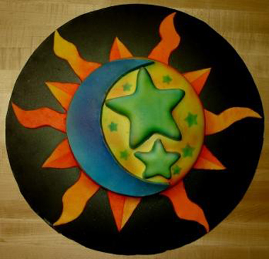 Sun Tattoos – Tattoo Designs Sun Moon Stars – Tribal Sun Tattoos