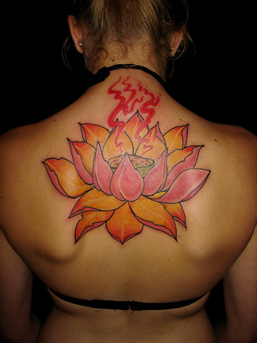 Labels: Japanese Flower Tattoo Design buy temporary flower tattoos « Star