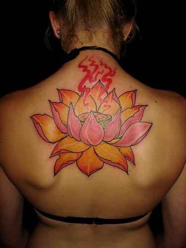 buy temporary flower tattoos « Star tattoos design
