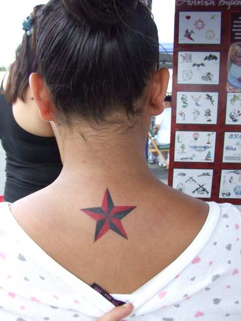 norcal star tattoos